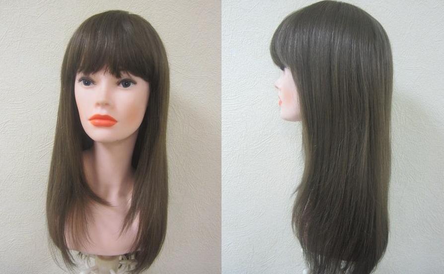 Создай свой эффектный имидж с париком от «Bel-parik»