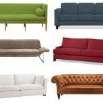 Виды диванов – привычные и современные