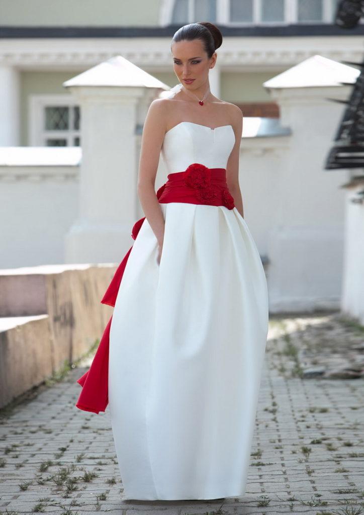 Почему свадебное платье должно быть длинным?