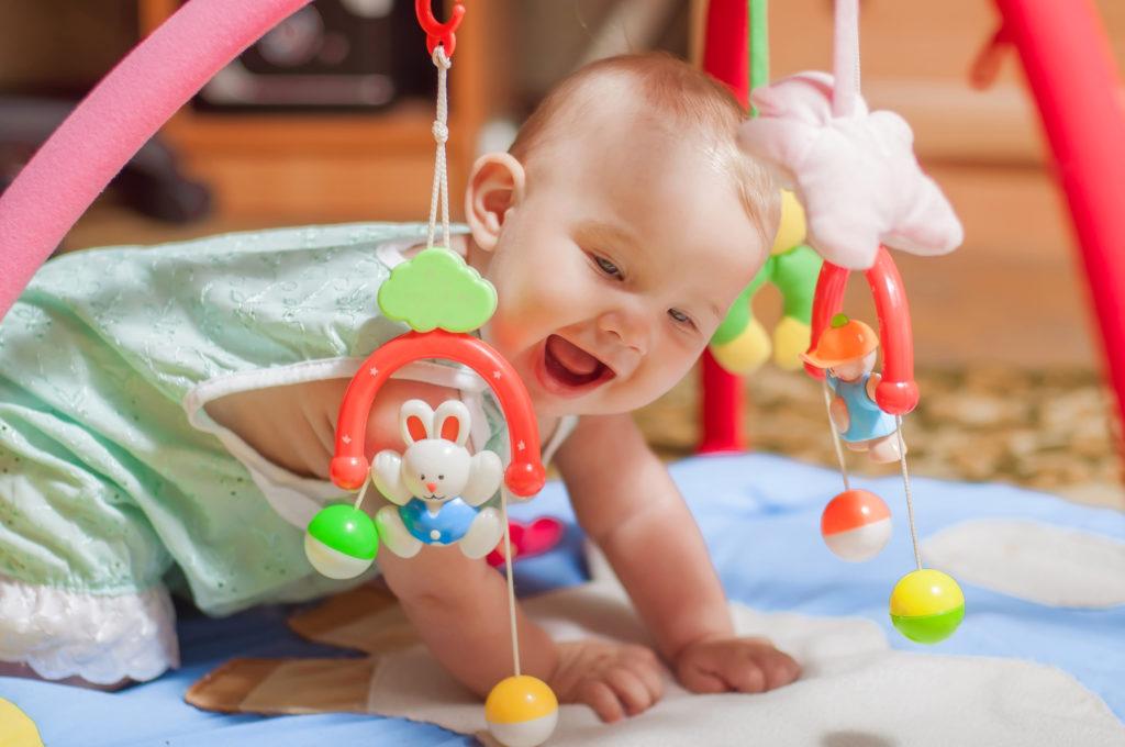 Развивающие игрушки для детей. Делаем правильный выбор