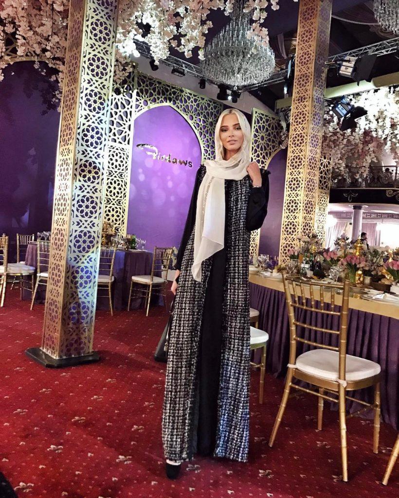 Звездные гости на модном показе Firdaws в Грозном