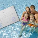 Как получить справку для посещения бассейна