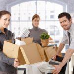 Организовываем офисный переезд