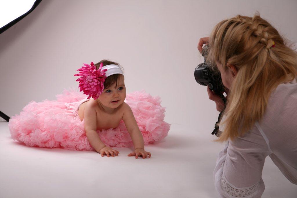 Как провести детскую фотосессию