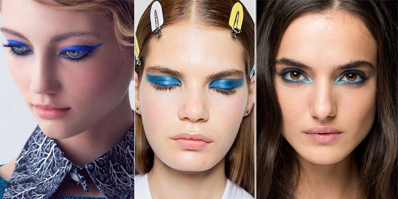 Модный макияж летнего сезона 2017