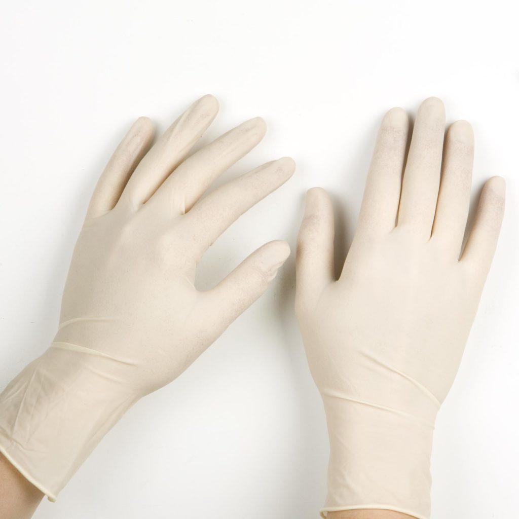Выбираем одноразовые перчатки для косметических процедур