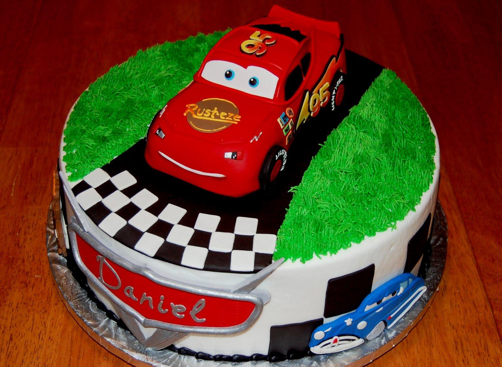 Детские торты на день рождения для мальчиков в домашних условиях