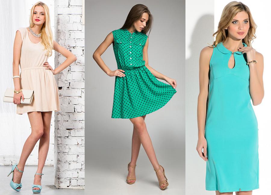 Модные летние платья