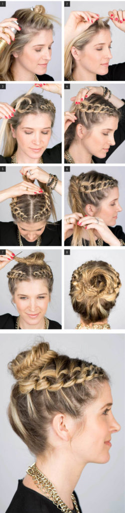 Плетение кос. Классика и модные тенденции 2017 года