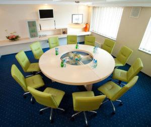 место для деловой встречи