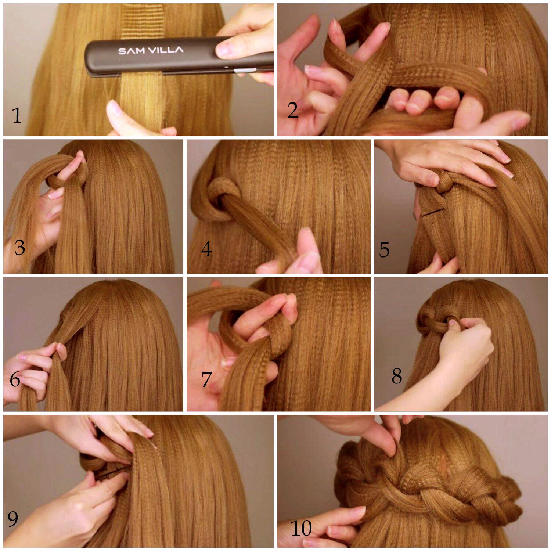 Мелки для волос своими руками рецепты