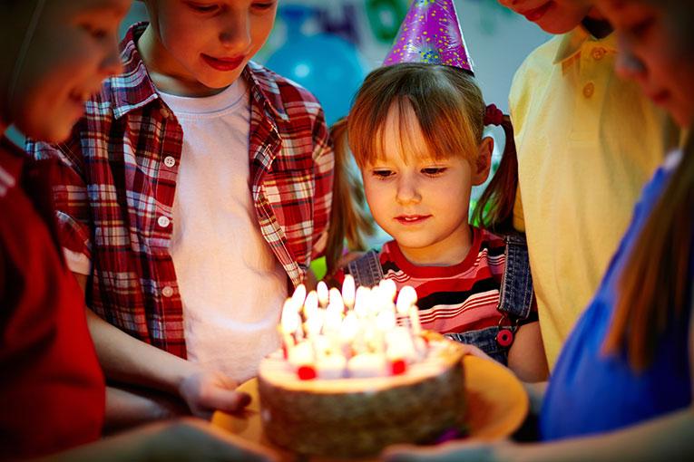 Торт на детский праздник. Как не ошибиться?