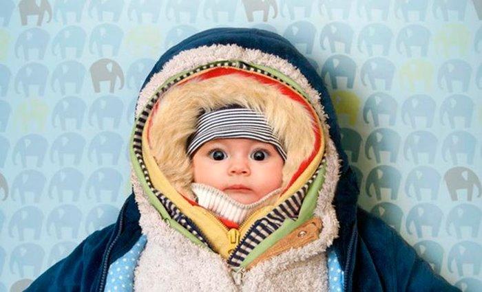 Как одевать детей осенью. Несколько советов