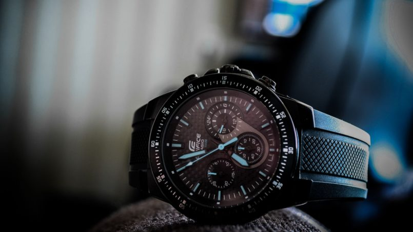 Casio – часы