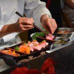 Как готовили мастеров суши?
