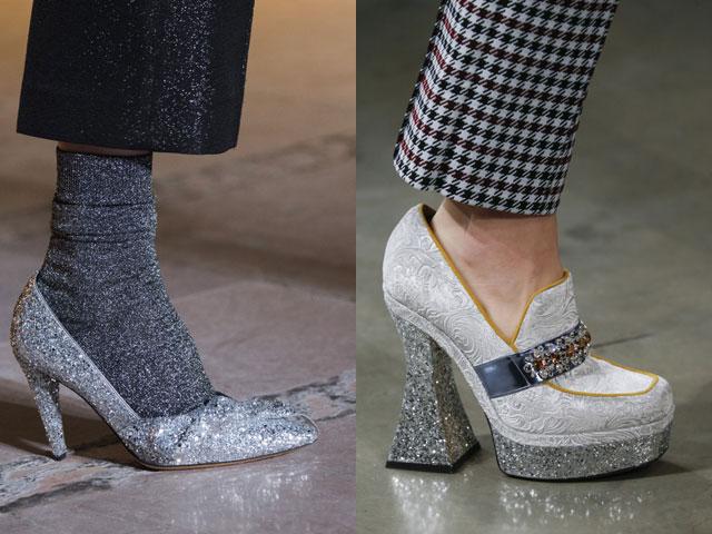 Топ 7 трендов обуви весна-лето 2018
