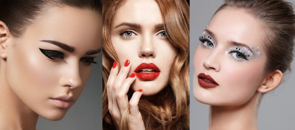 Модные тренды в макияже 2018