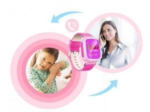 «Умные» детские часы с функцией GPS-навигатора ─ отличная альтернатива дорогостоящему смартфону