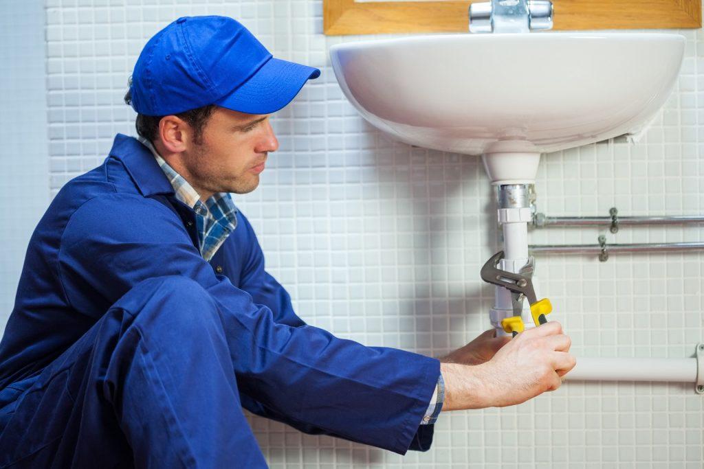 Профессиональные услуги по сантехническим работам