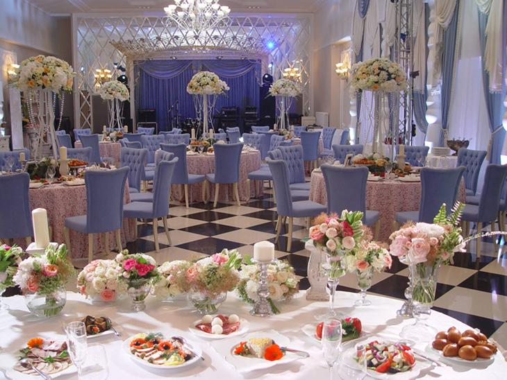 Как выбрать место для проведения свадьбы?