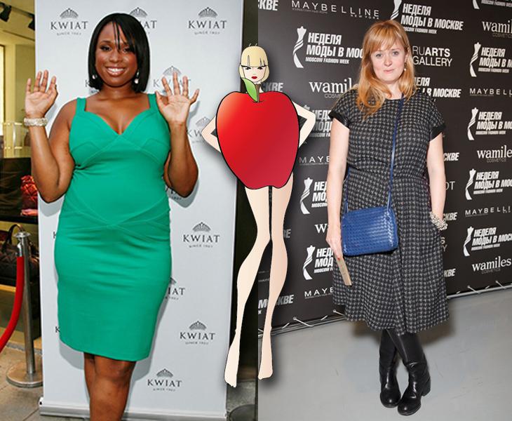 Как правильно выбрать платье по типу фигуры?
