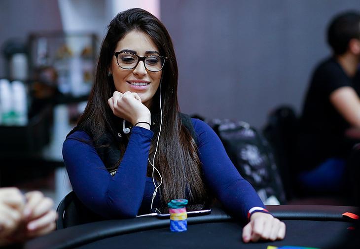 История восходящей звезды покера — Вивиан Салиба