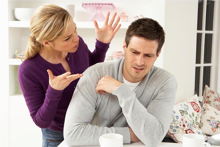 Основные причины семейных конфликтов