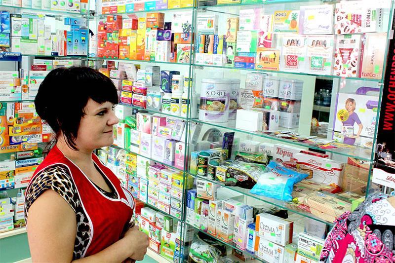 редства для похудения в аптеке