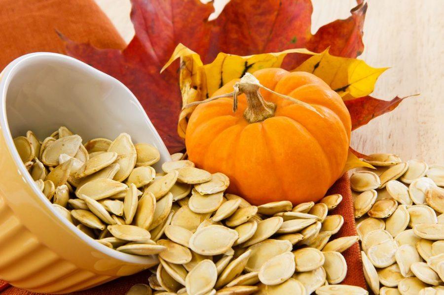 Тыквенные семечки: чем полезны? Семена тыквы от глистов.