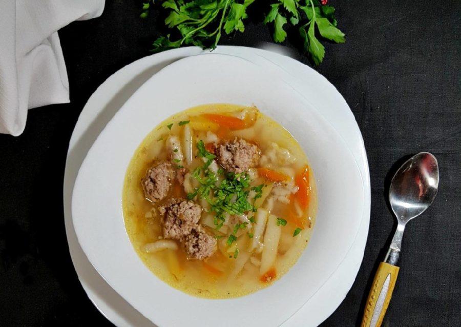 Диетический суп для детей
