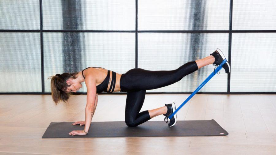 Фитнес ленты
