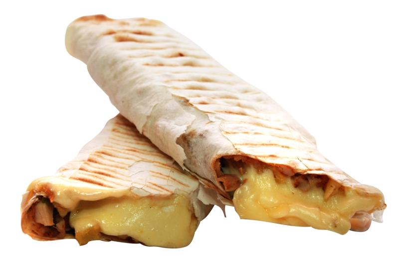 Шаурма с сыром
