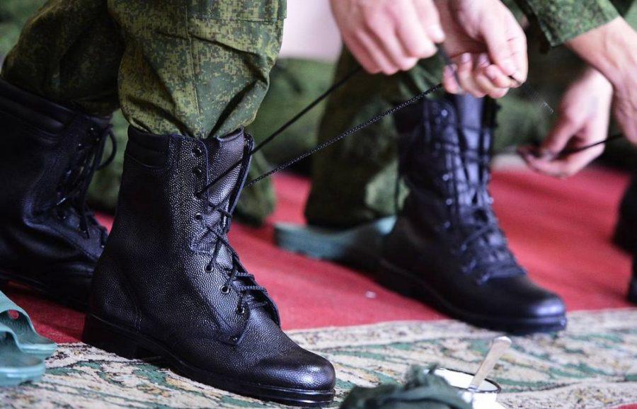 армейский способ