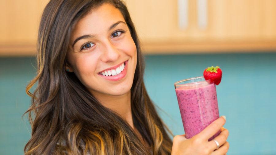 Смузи из овощей для похудения