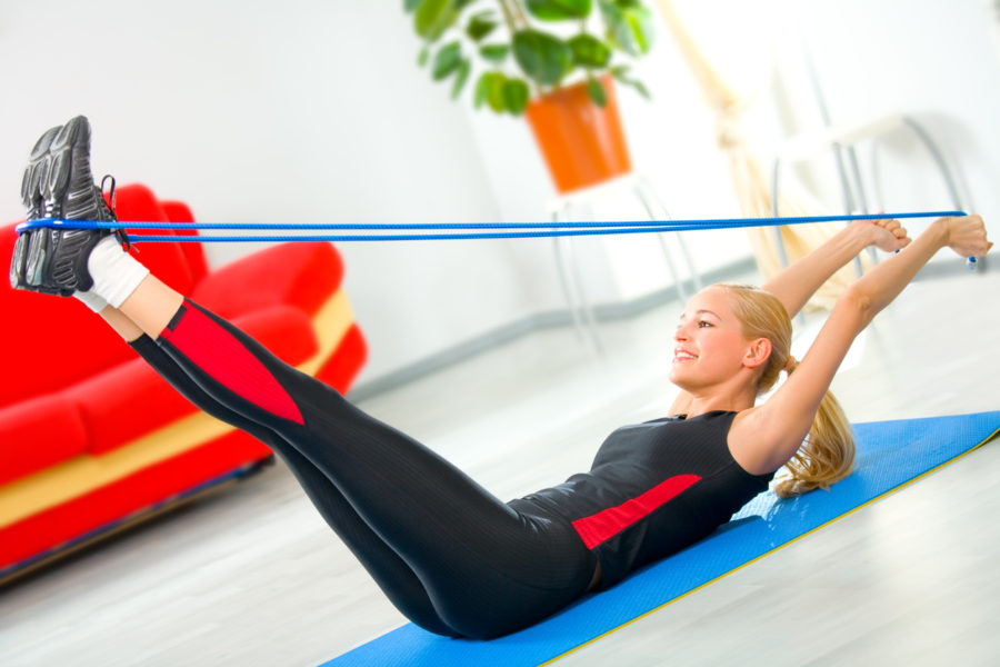 эспандер для упражнений