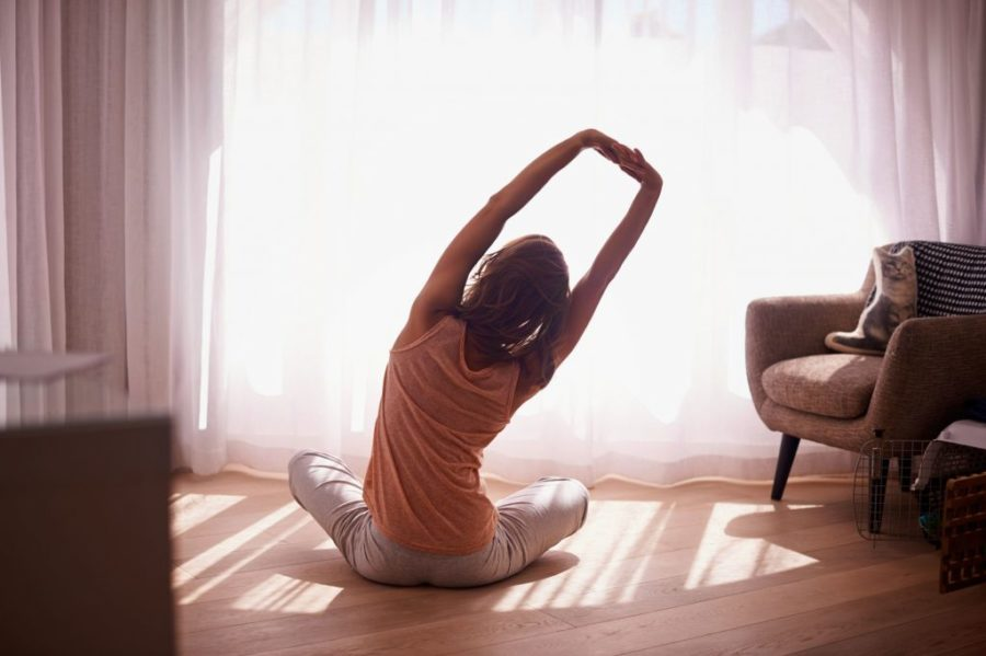 йога по утрам