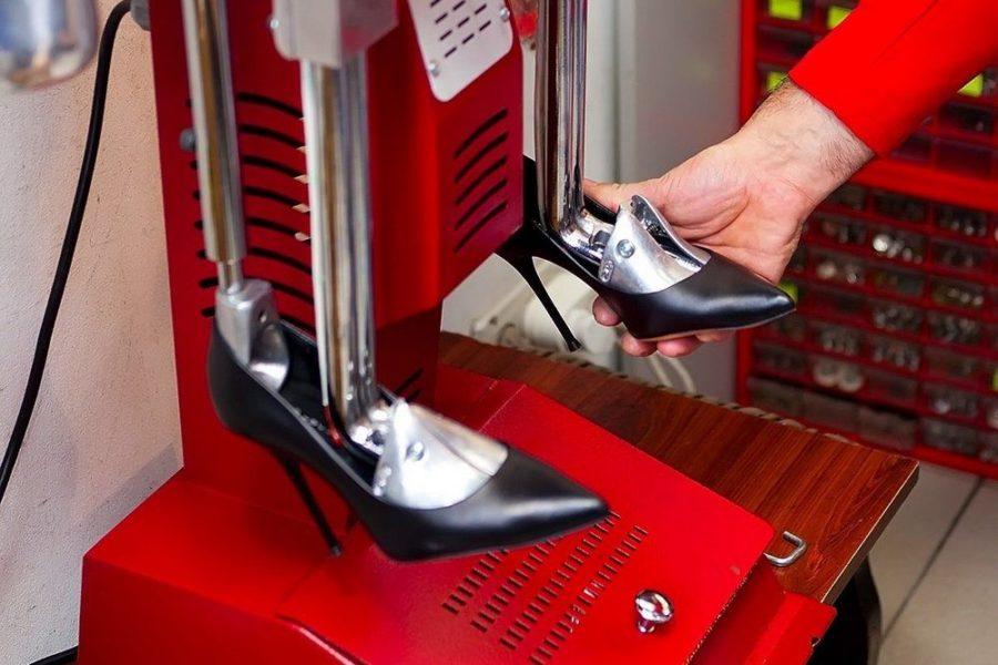 станок для растяжки обуви
