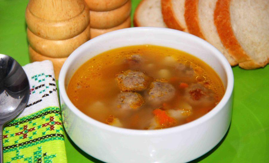 суп-с-фрикадельками