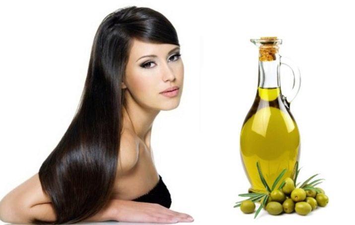 оливковое масло от перхоти